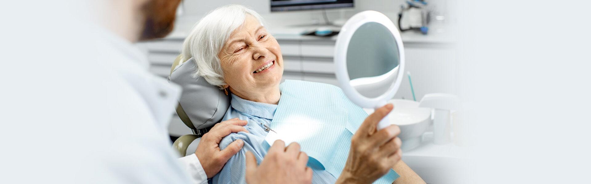 Senior Dentistry in Calgary, AB
